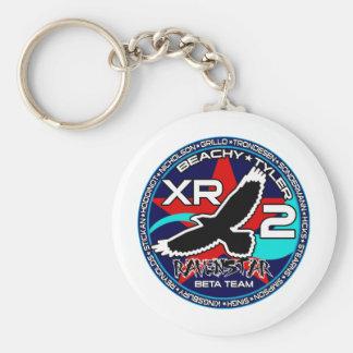 Ravenstar mk1 Beta Team Keychains