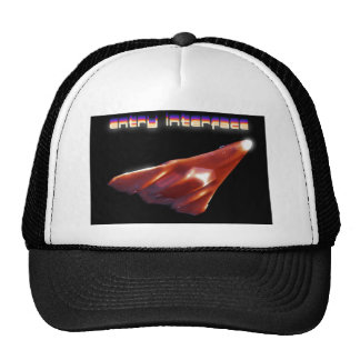 Ravenstar mk1 Entry Interface Trucker Hat