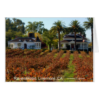 Ravenswood Livermore California Products Card