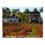 Ravenswood Livermore California Products Postcards