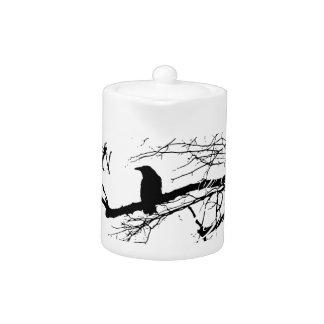 Ravenware by Alexandra Cook aka Linandara Teapot