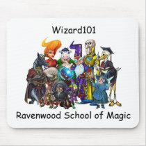 Ravenwood Faculty Mousepad