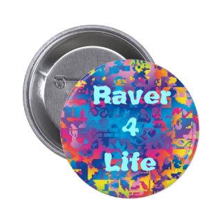 Raver 4 Life (v.1) Button