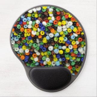 Raver Gear Colorful Kandi Bead Gel Mousepad