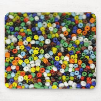 Raver Gear Colorful Kandi Bead Mousepad
