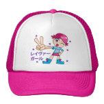 Raver Girl Hat