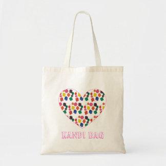 "Raver ""Kandi Bag"" Heart"
