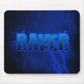 Raver Mouse Pad