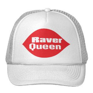 Raver Queen Mesh Hat