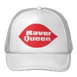 Raver Queen Trucker Hat