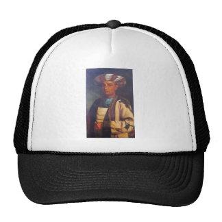 Ravi Varma Paintings-Noble Man Trucker Hat