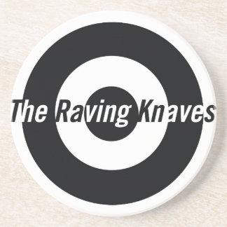 Raving Knaves Beverage Coaster