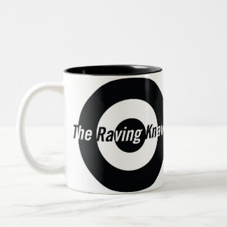 Raving Knaves Two-Tone Mug