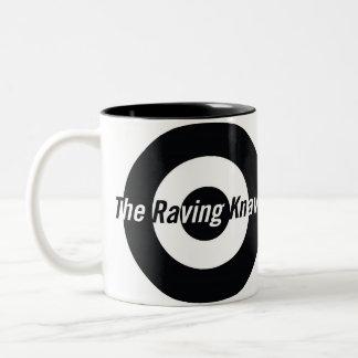Raving Knaves Two-Tone Mug