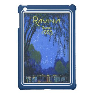 Ravinia Under the Stars Vintage 1923 Season iPad Mini Covers