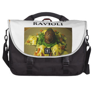 RAVIOLI LAPTOP BAG