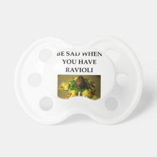 RAVIOLI PACIFIER
