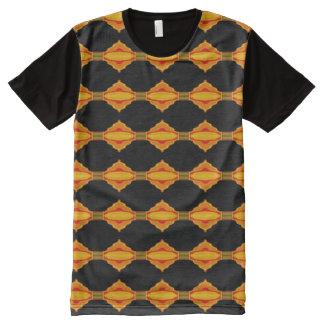 Ravioli Pattern Shirt All-Over Print T-shirt