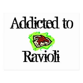 Ravioli Postcard