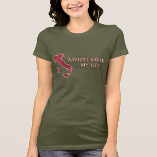 Ravioli Saved My Life T-Shirt