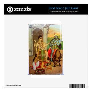 Ravivarma And Markendeya iPod Touch 4G Decal