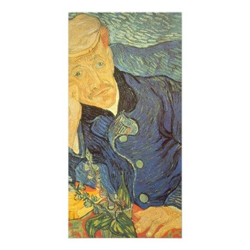 Ravoux de Vincent van Gogh Tarjeta Fotografica Personalizada