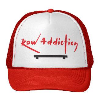 Raw Addiction Japanese Restaurant 03 Trucker Hat