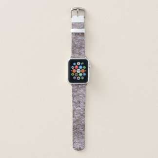 Raw Beton Rough Structure Apple Watch Band
