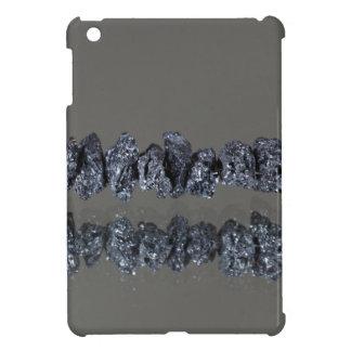Raw Carbonados black diamonds iPad Mini Cover