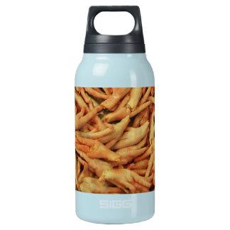 Raw Chicken Feet Insulated Water Bottle