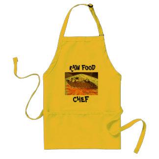 Raw Food Chef Apron