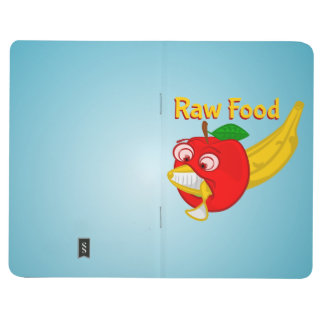 Raw Foods Food Fight Apple Verses Banana Journal