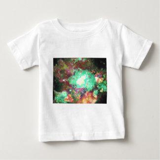 raw fractal art baby T-Shirt