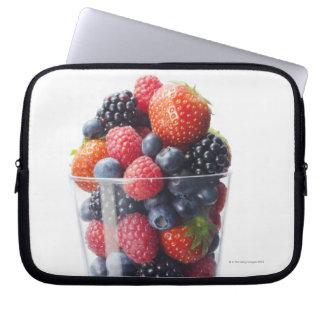 Raw fruit shake computer sleeve