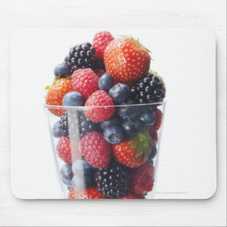 Raw fruit shake mouse pad