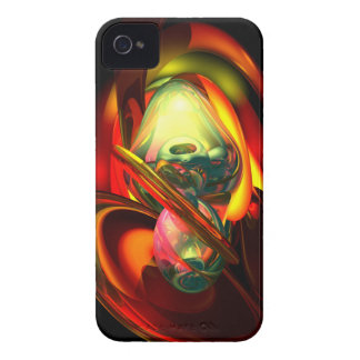 Raw Fury Abstract Blackberry Bold Case