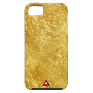Raw Gold iPhone SE/5/5s Case