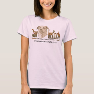 Raw Instincts Logo T-Shirt