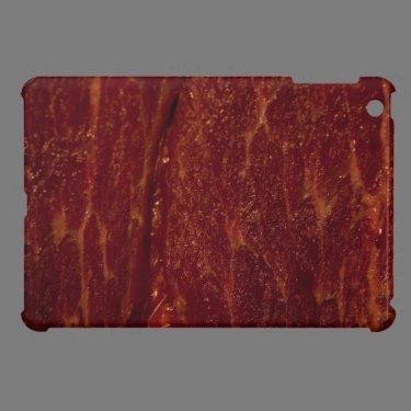 Raw meat iPad mini cover