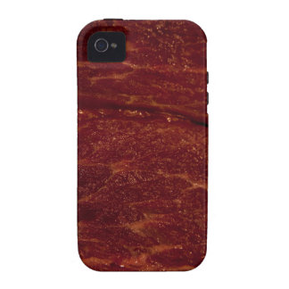 Raw meat iPhone 4/4S covers