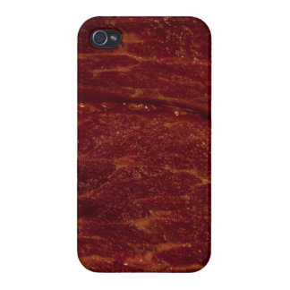 Raw meat iPhone 4 case