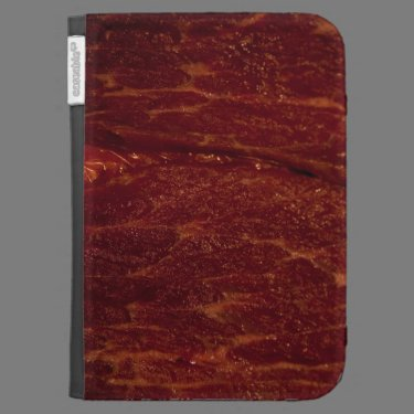 Raw meat kindle cases