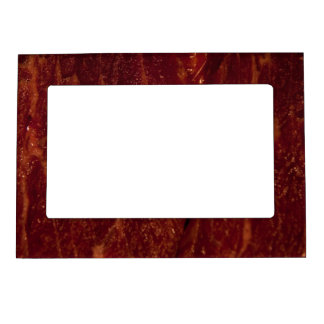 Raw meat magnetic photo frame