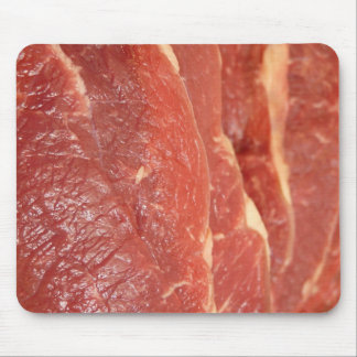 Raw Meat Mouse Pad