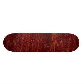 Raw meat skateboard