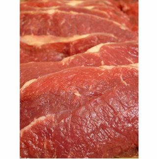Raw Meat Statuette
