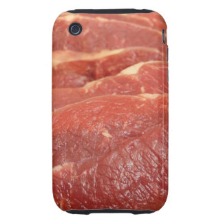 Raw Meat Tough iPhone 3 Case