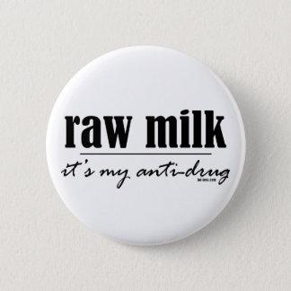 Raw Milk Antidrug Button