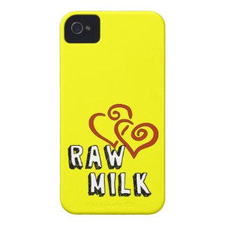 Raw Milk Love Case-Mate iPhone 4 Case