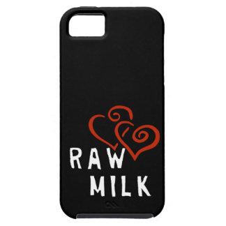 Raw Milk Love iPhone SE/5/5s Case